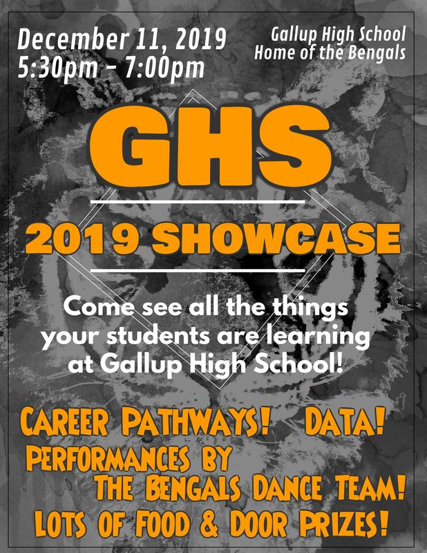 GHS Showcase Night Featured Photo