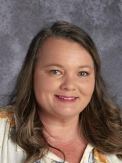 This is a head shot of Roxanna Woyat, the new assistant principal at West Elementary
