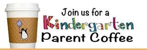 Kindergarten Coffee Graphic
