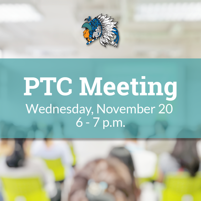 Join us for our PTC Meeting! Featured Photo