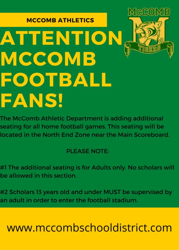 McComb High School Football News