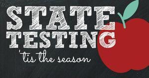 state testing image