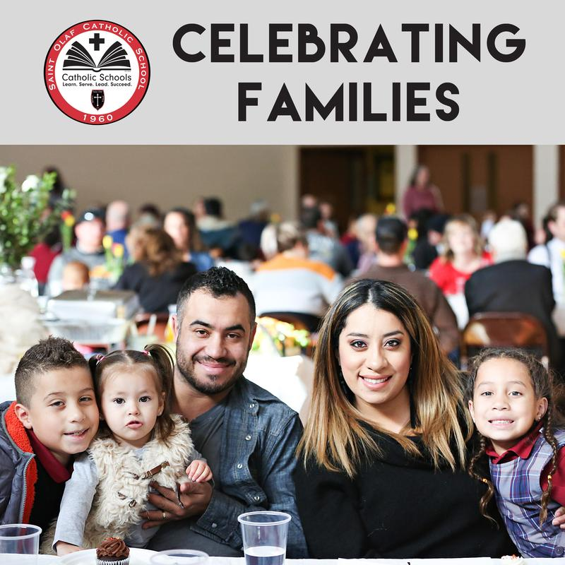 Catholic Schools Week - Celebrating Families Featured Photo