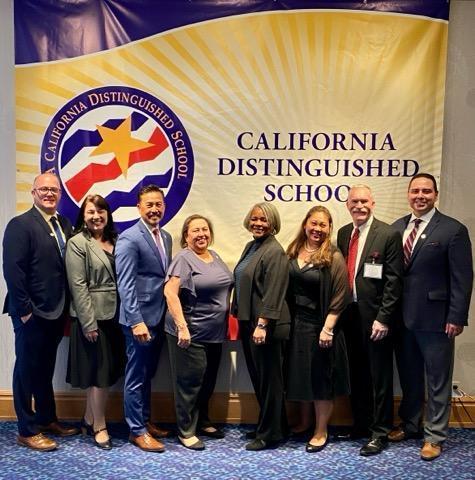 Santa Fe 2020 CA Distinguished School Featured Photo