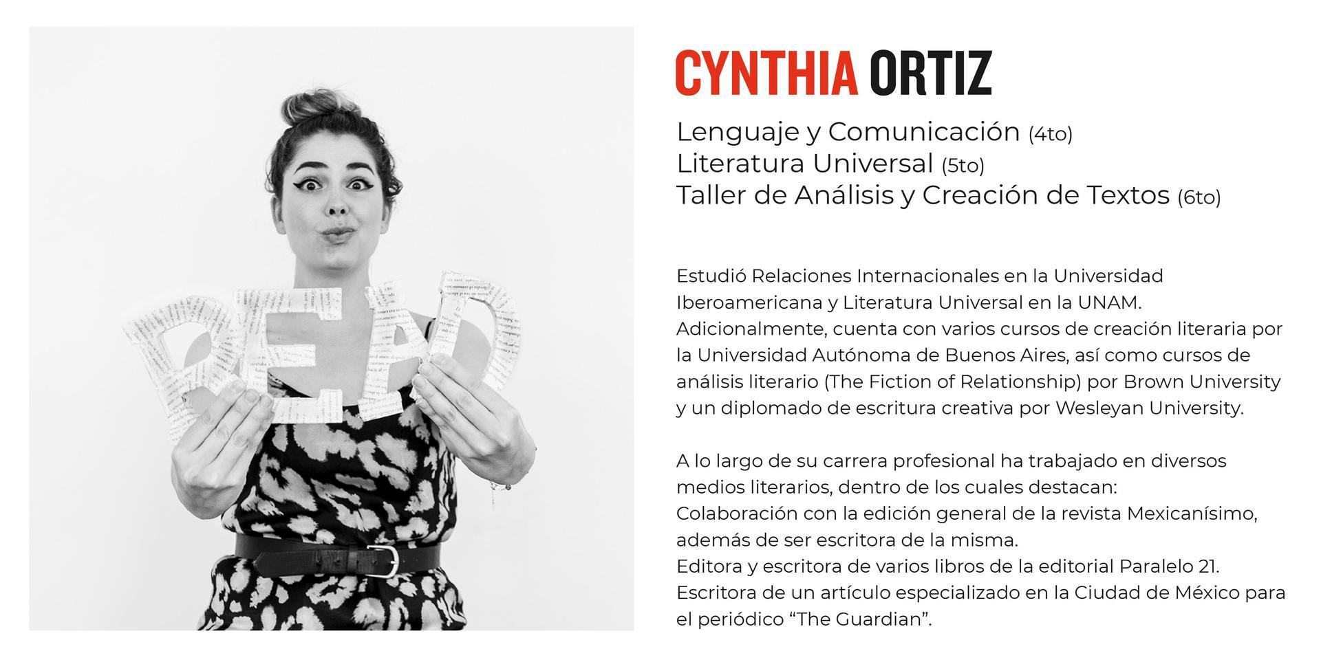 Cynthia Ortiz