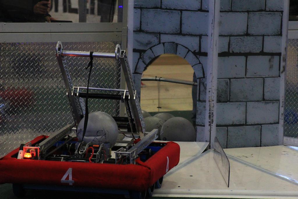 Main robot