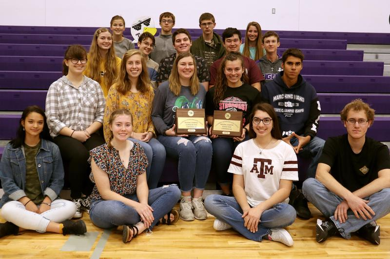 UIL Journalism & Science Teams are Regional Champions! Thumbnail Image