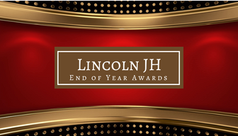 Lincoln JH End of Year Awards Ceremony Thumbnail Image