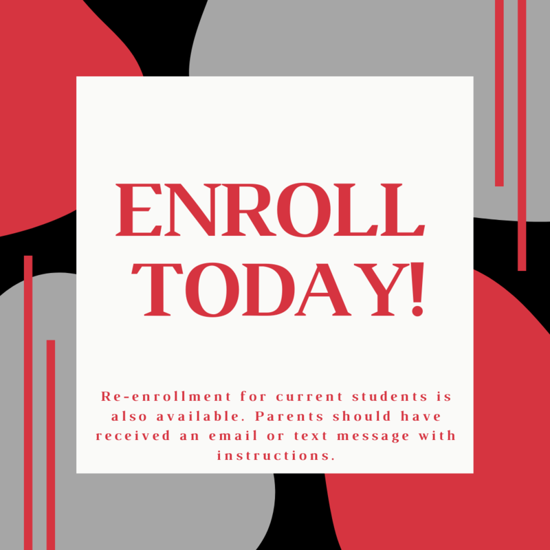 2020-2021 Enrollment & Re-Enrollment Information Featured Photo