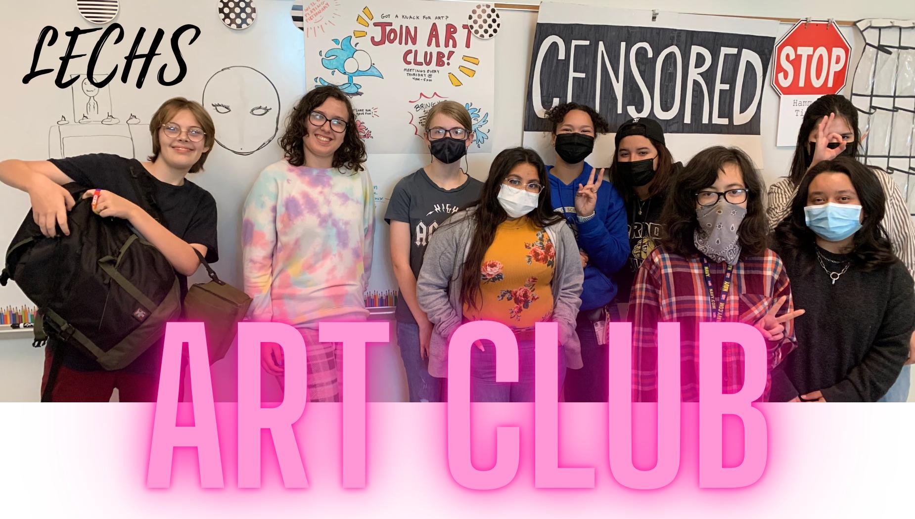 LECHS Art Club