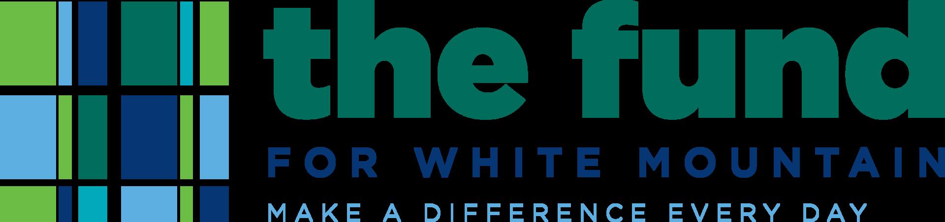 The Fund for White Mountain logo.