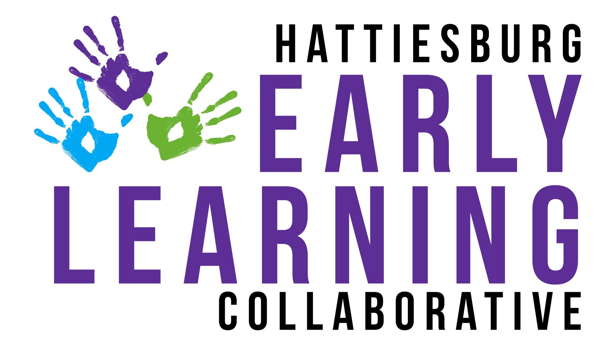 Hattiesburg Early Learning Collaborative Logo