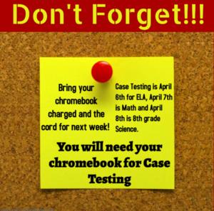 chromebook reminder