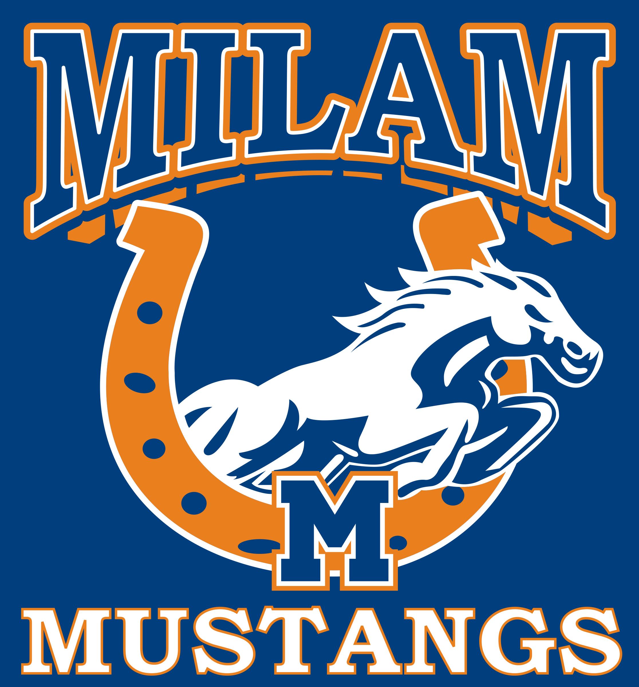 Milam Mustangs