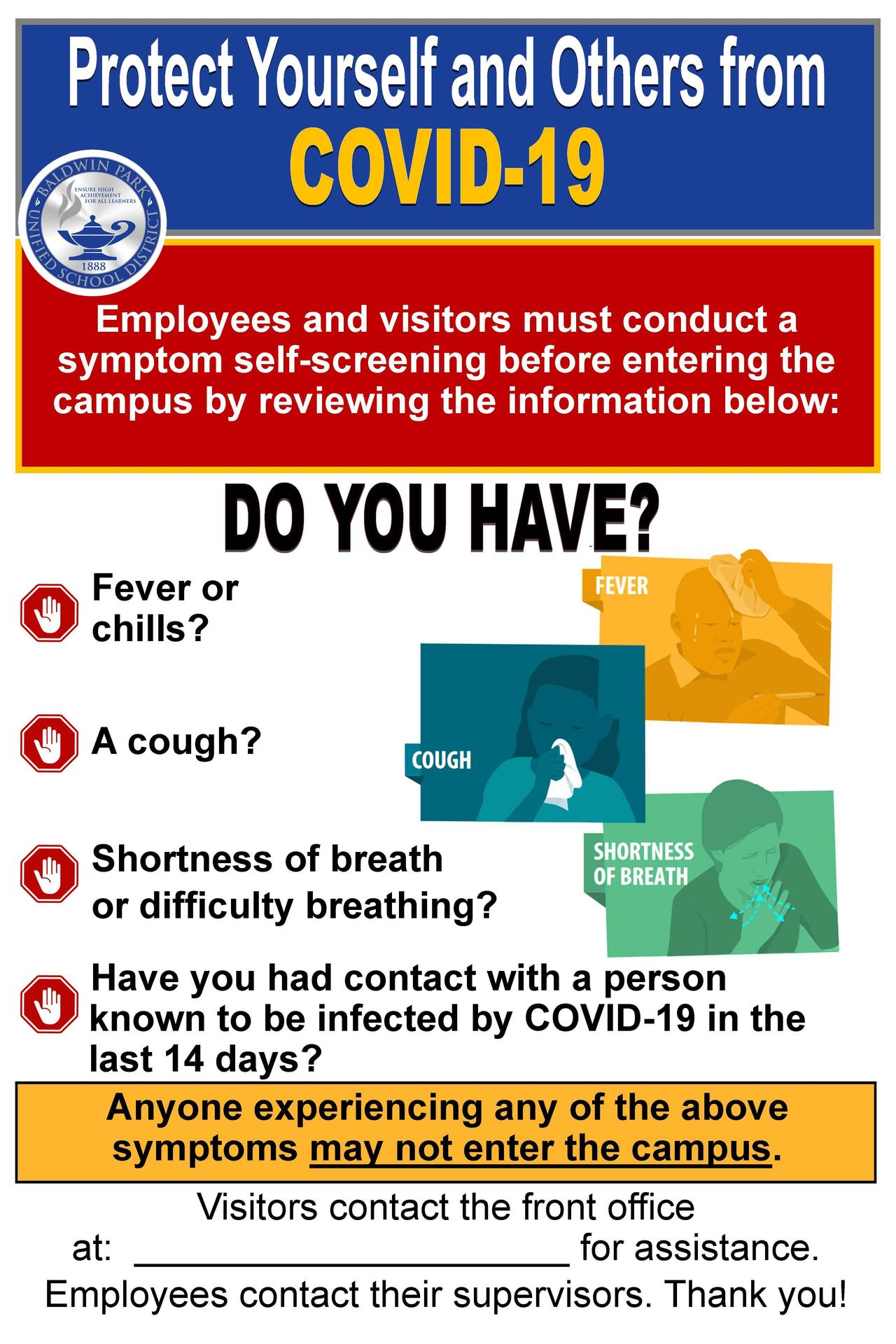 Covid Safety