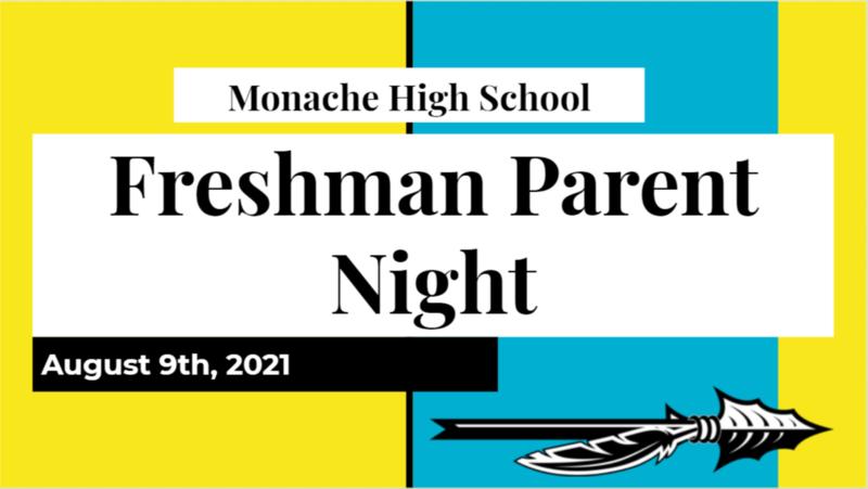 First slide Freshmen Orientation