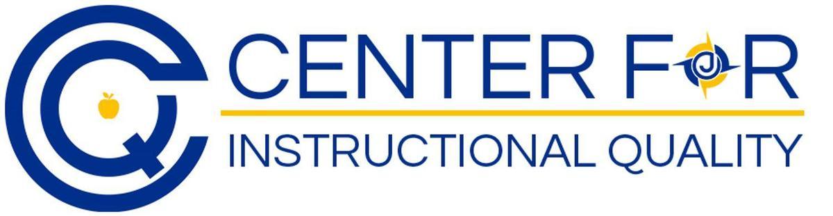 Center for Instructional Quality Logo