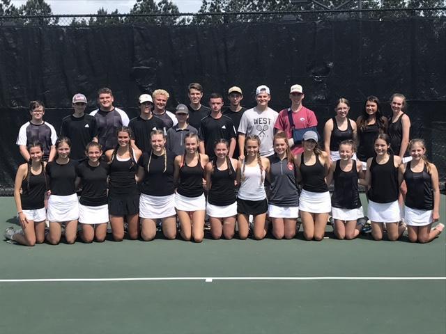 WLHS Tennis Teams