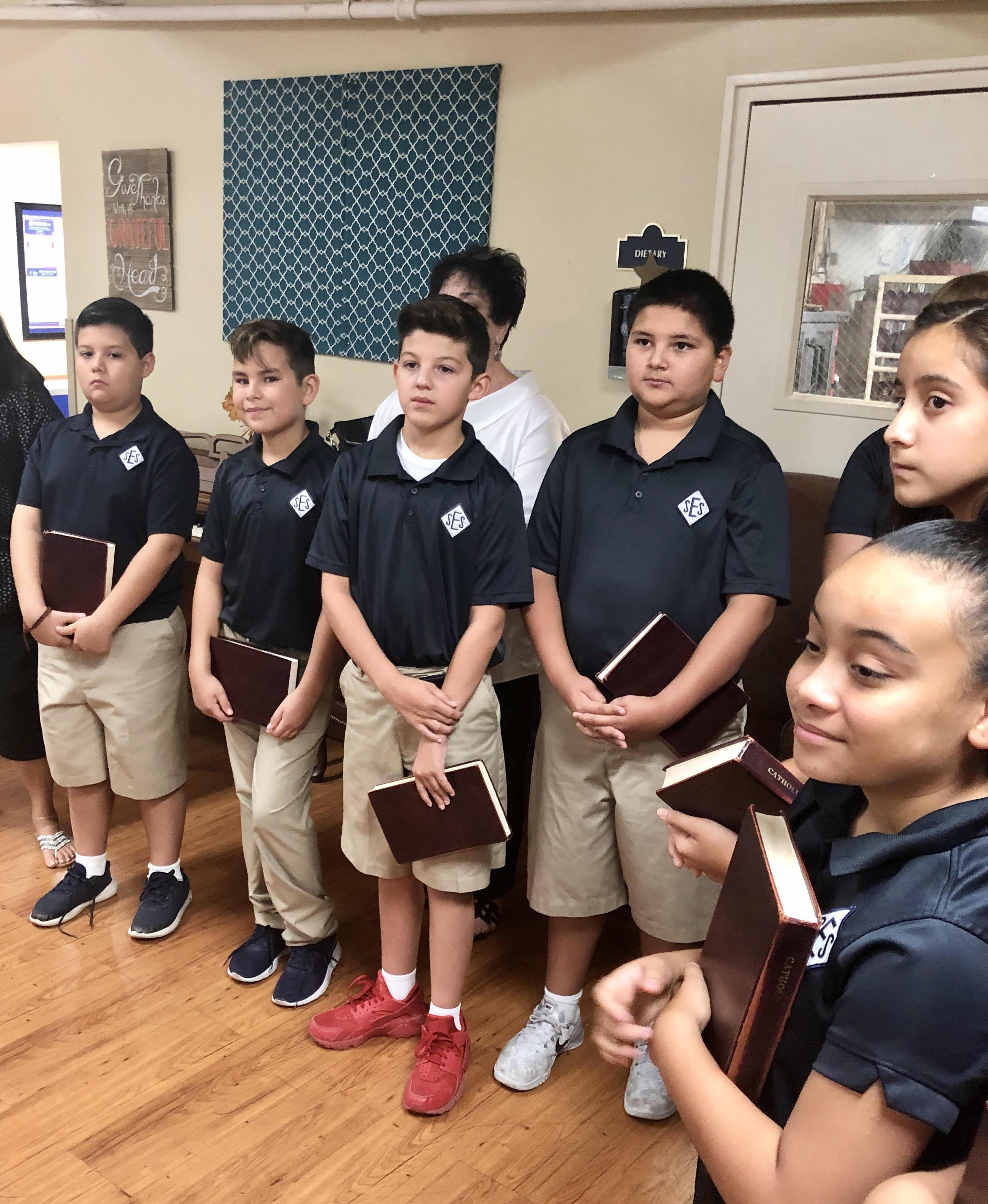 Choir at the Nursing Home
