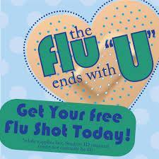 FREE Flu Shots/Vacunas contra la gripe GRATIS Featured Photo