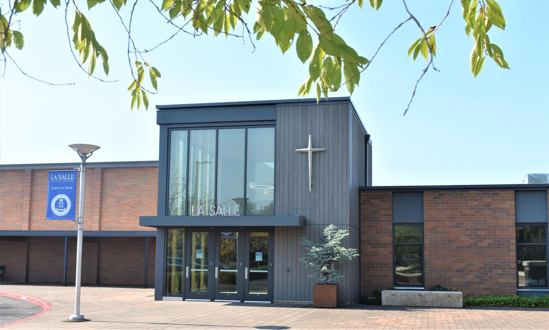 front entrance LSP