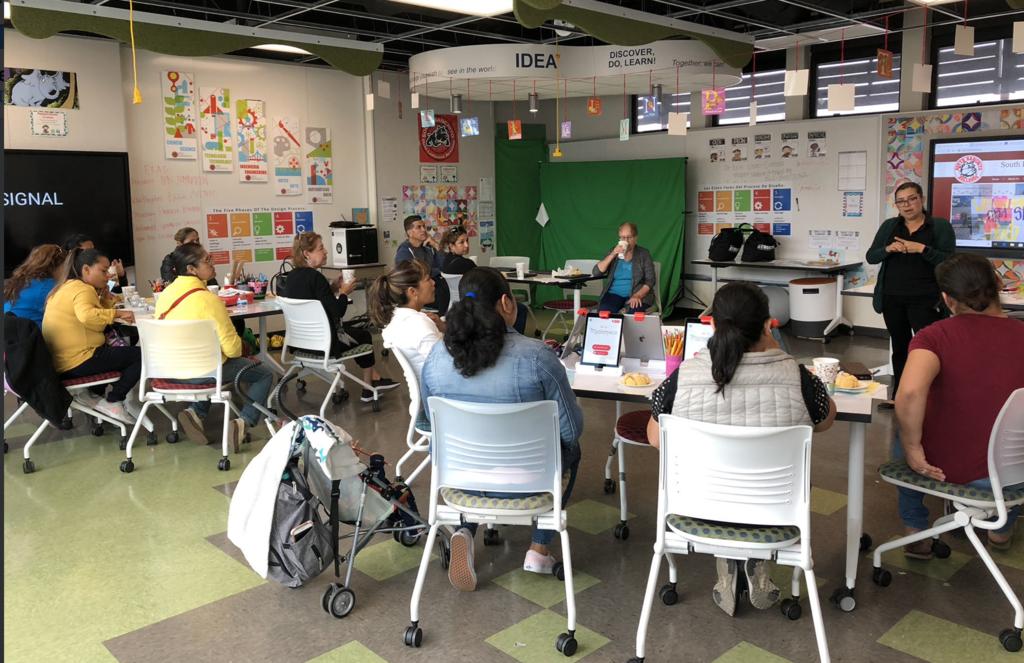 School Site Council Parents Meeting!