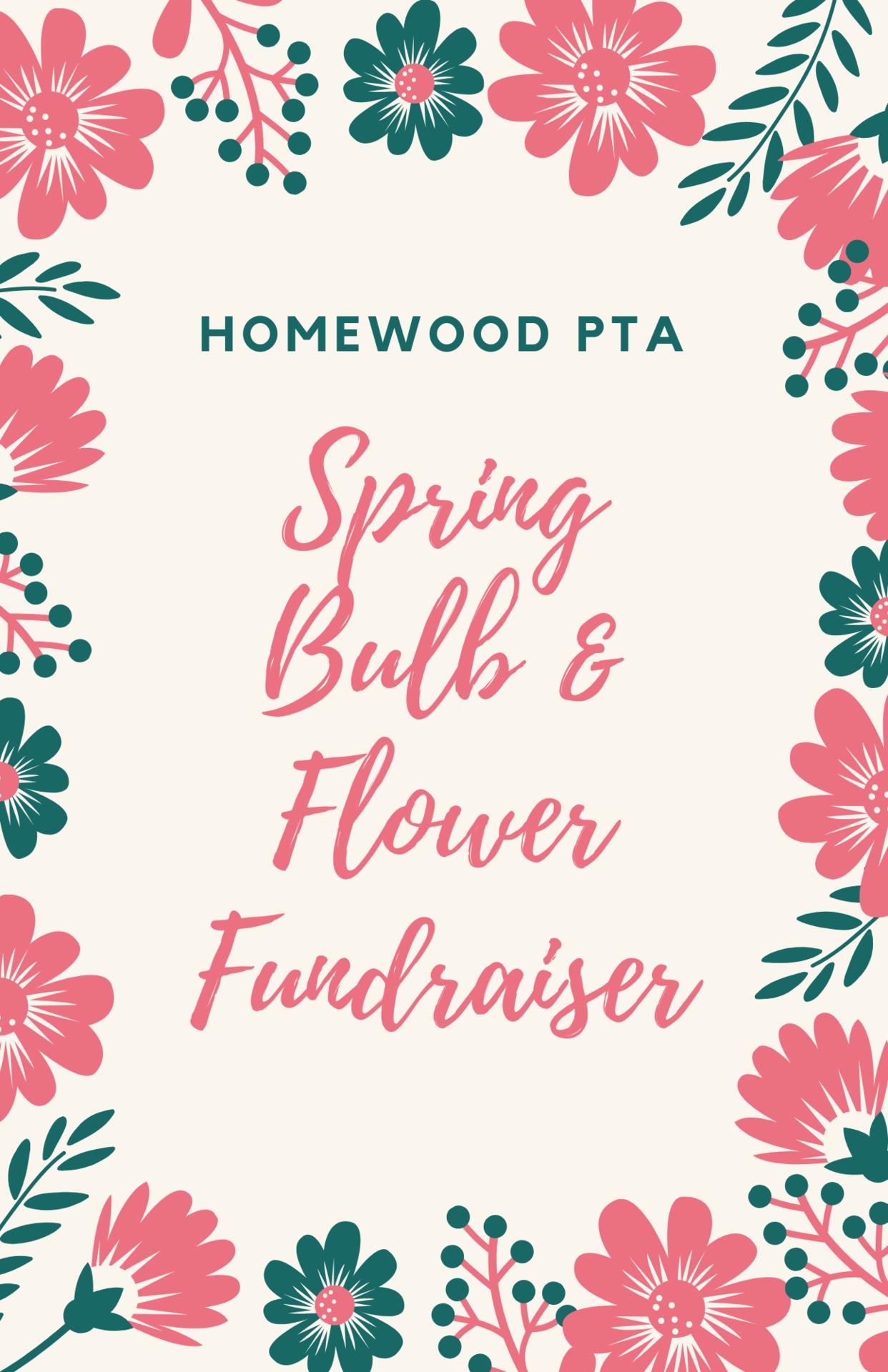 PTA Spring Bulb sale