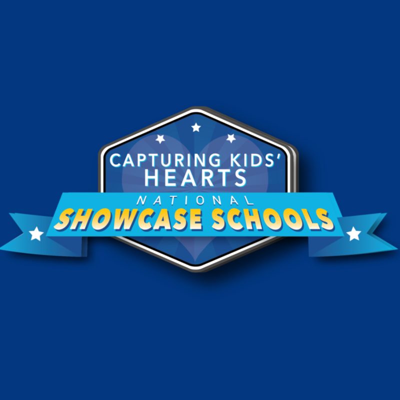 capturing kids hearts national showcase schools logo