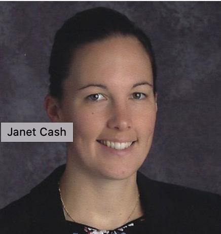 Ms. Cash