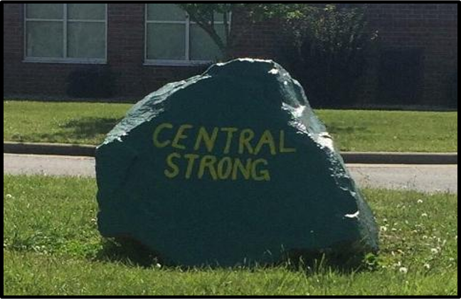 Central Strong rock