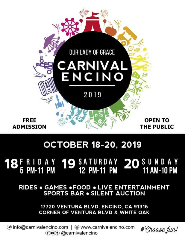 Carnival Encino is Fast Approaching Featured Photo