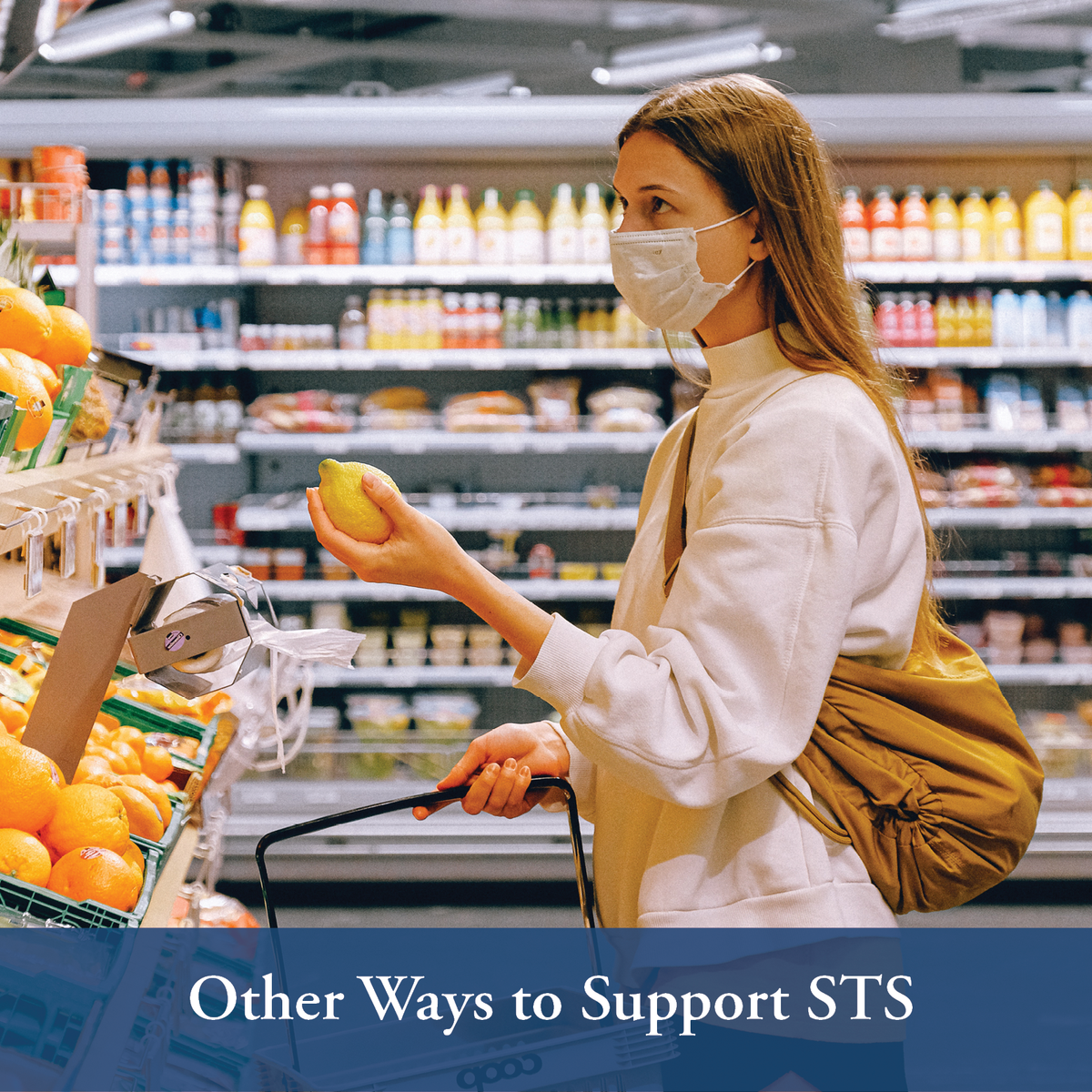 Other Ways to Support STS