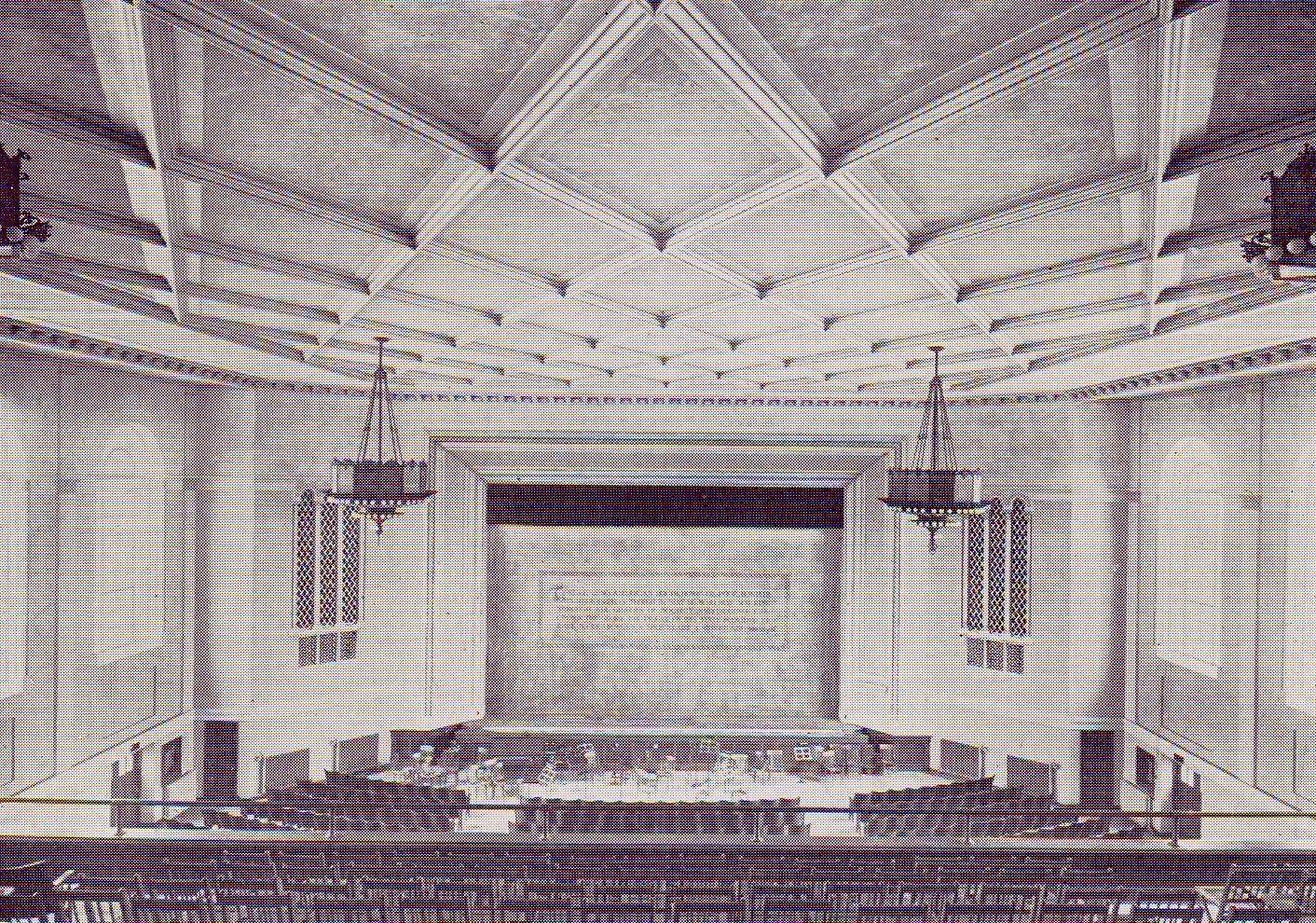 The Original Auditorium