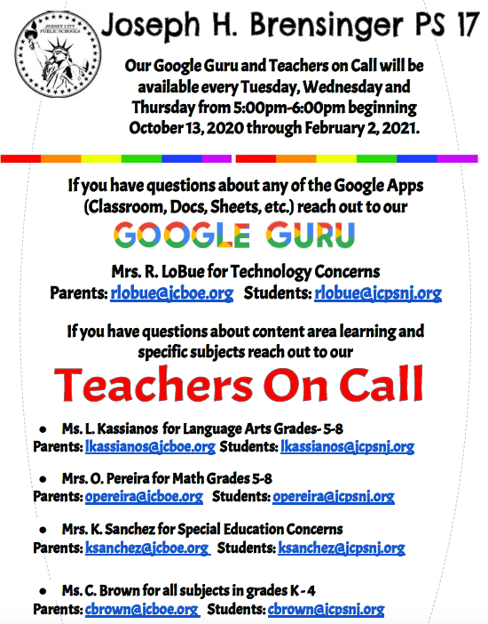 GOOGLE GURU & TEACHERS ON CALL Featured Photo