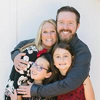 Kim Marshall Family