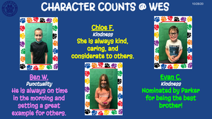 WES Crc counts