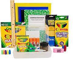 ECSE School Supply List