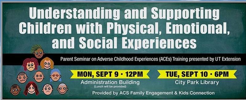 Parent Seminar