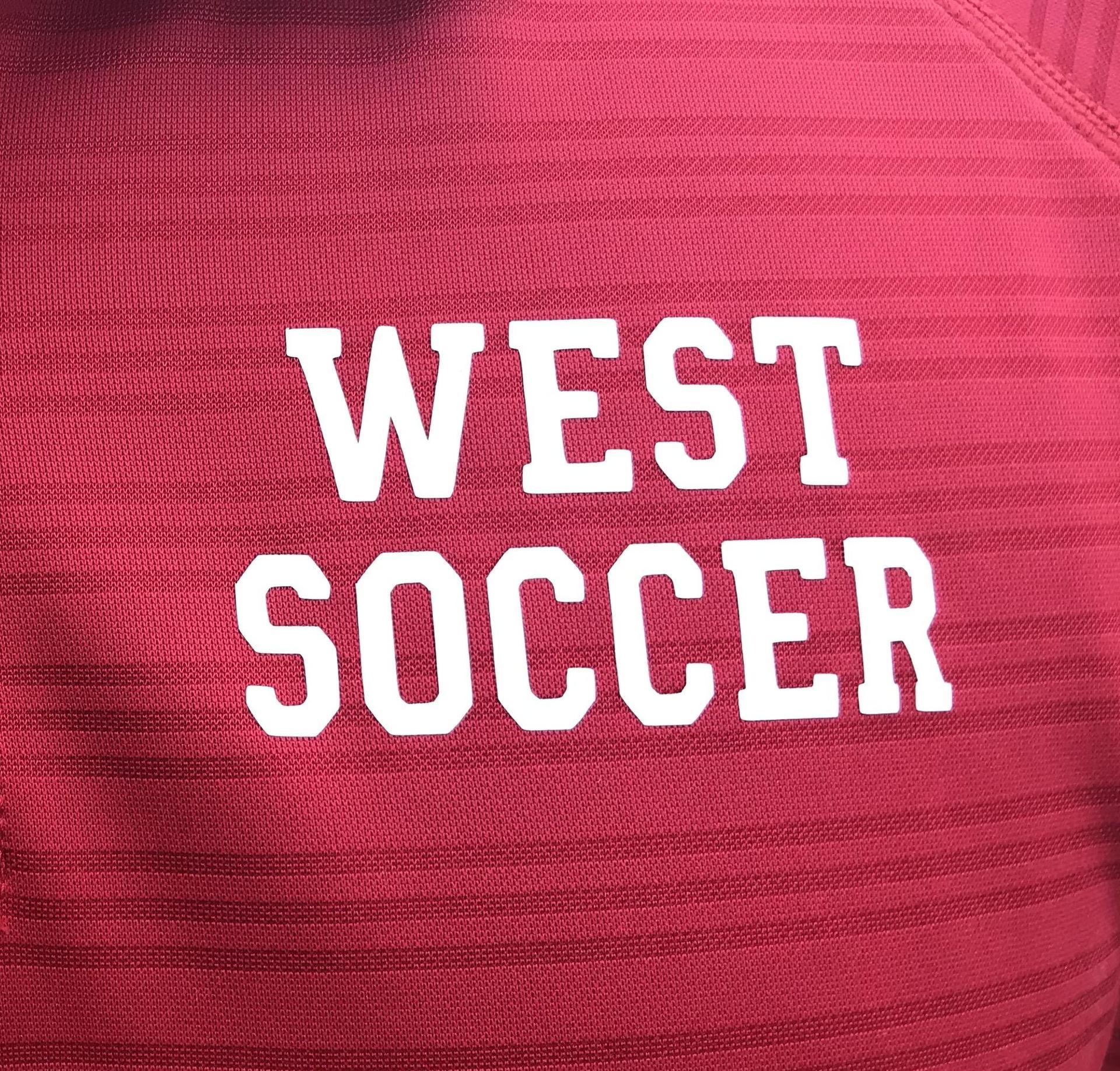 WLHS Soccer Shirt Logo