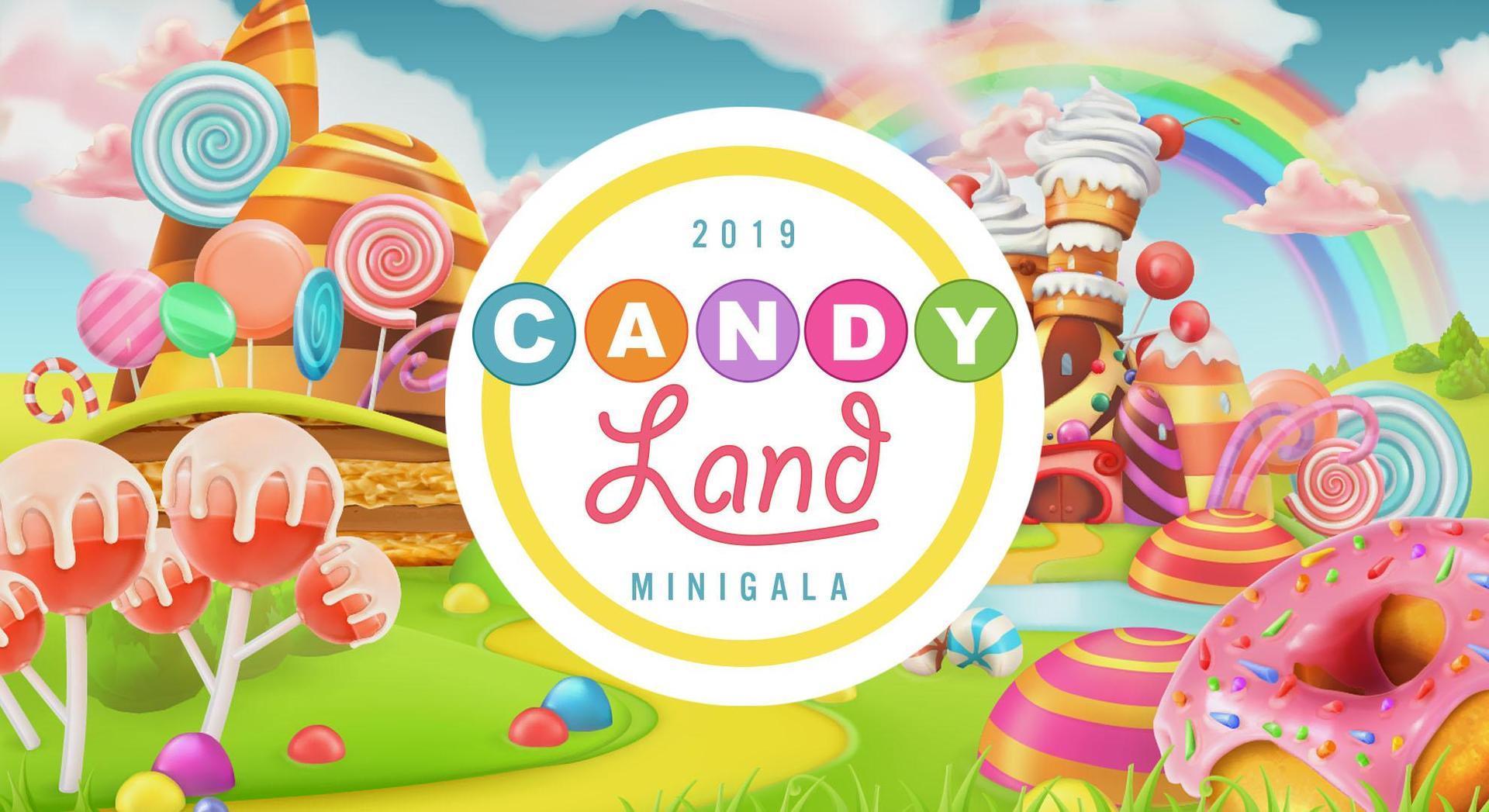 candyland image with logo