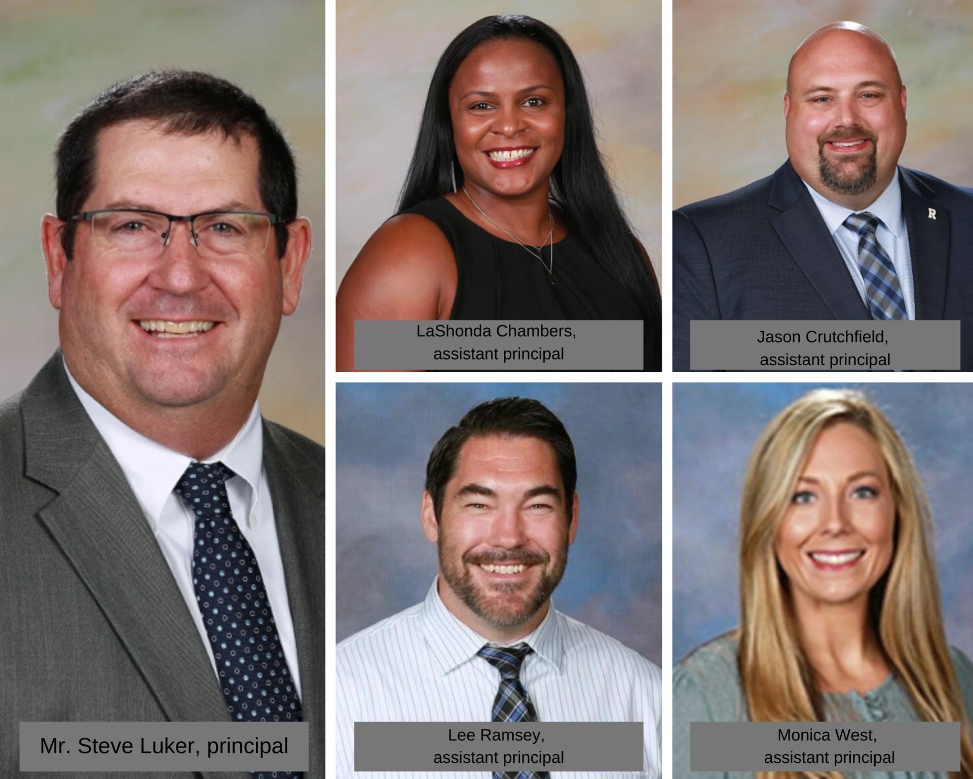 Admin team fall 2020