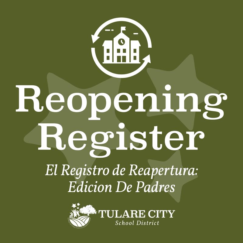 Reopening Register 12/09/2020