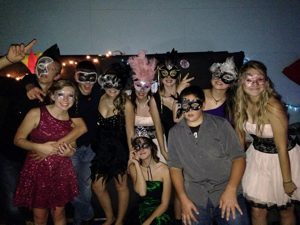 Homecoming Masquerade Ball