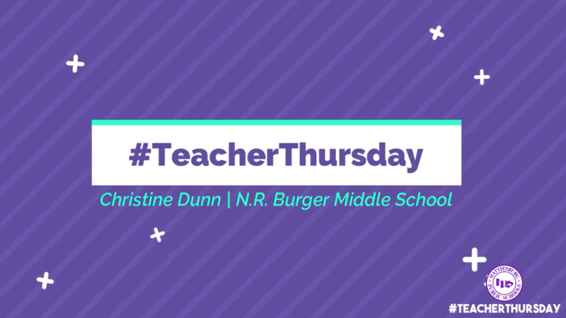 TEACHER THURSDAY Featured Photo