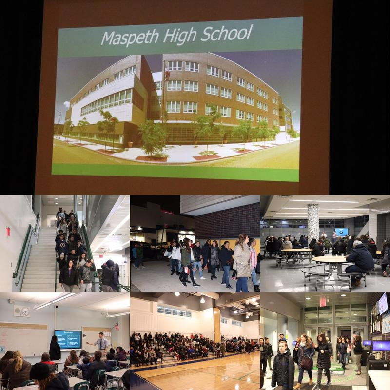 Maspeth High School Open House Draws Thousands Featured Photo