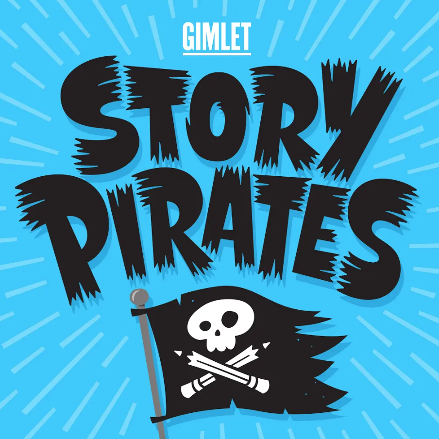 Logo: Story Pirates