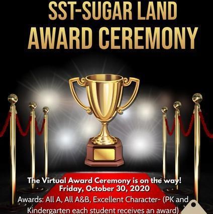 AWARD CEREMONY -FRIDAY, OCTOBER 30, 2020. Featured Photo