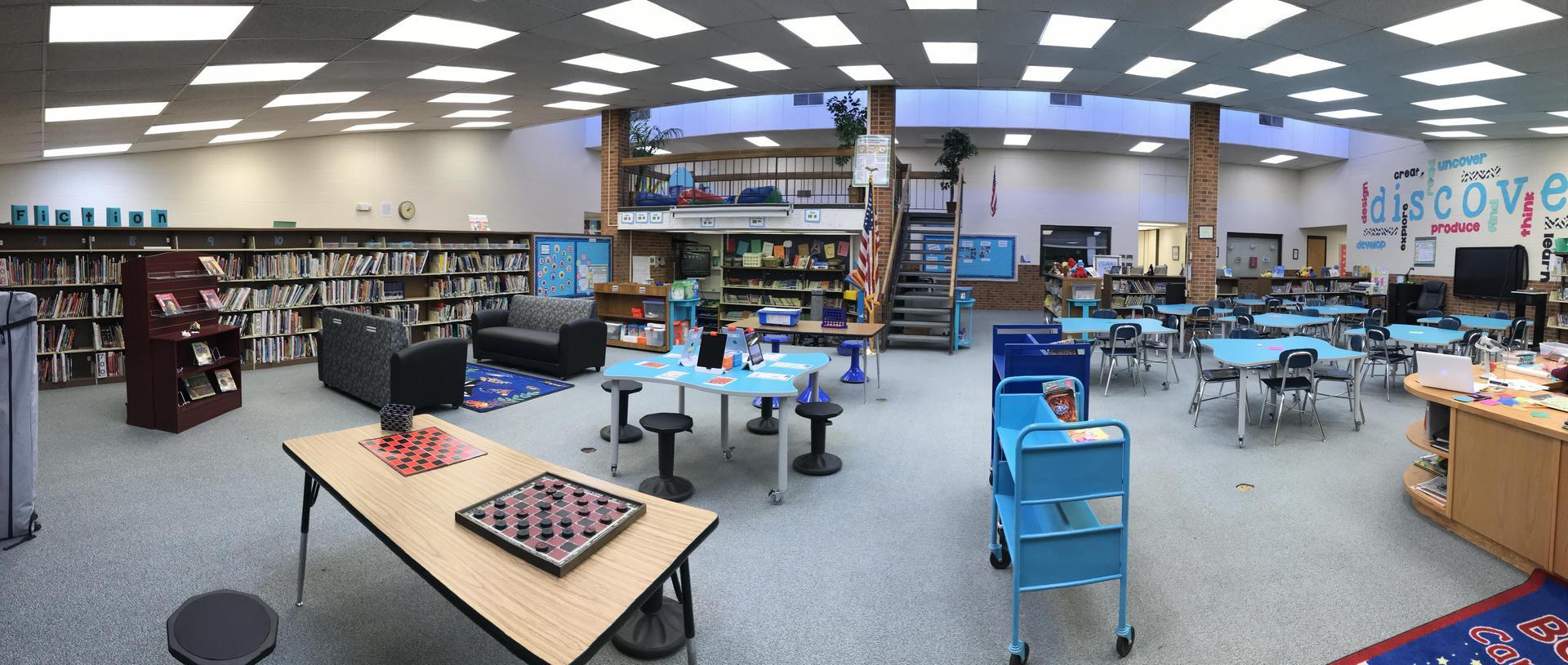 Image of Media Center