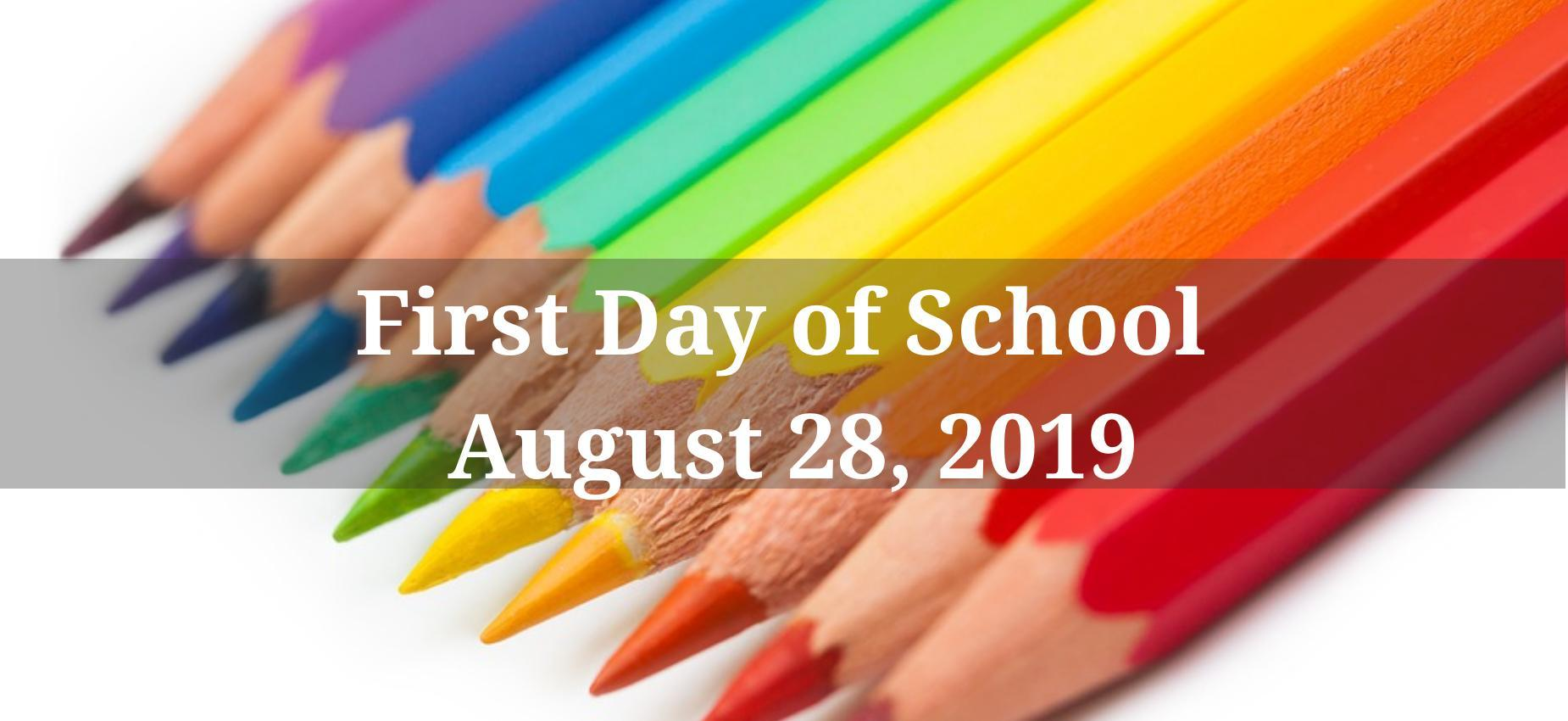 image, first day of school