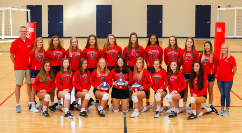 2019-20 V Volleyball